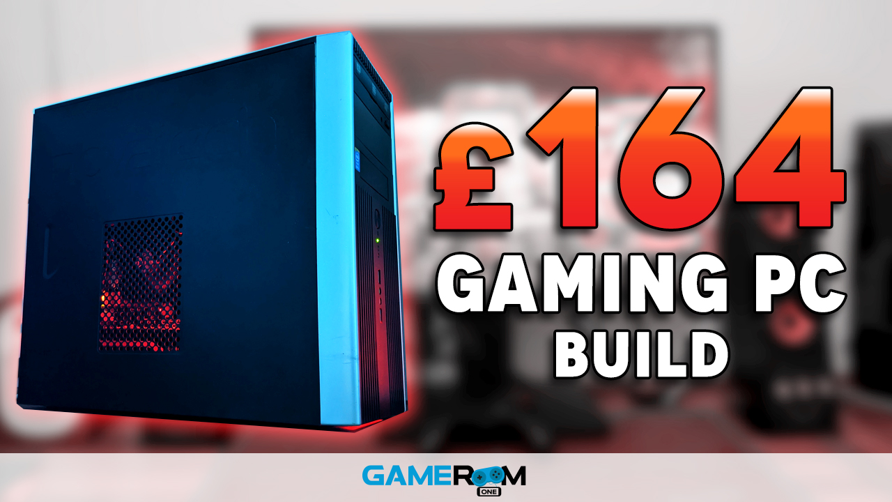 The £164 Gaming PC - Great Performance Under £200