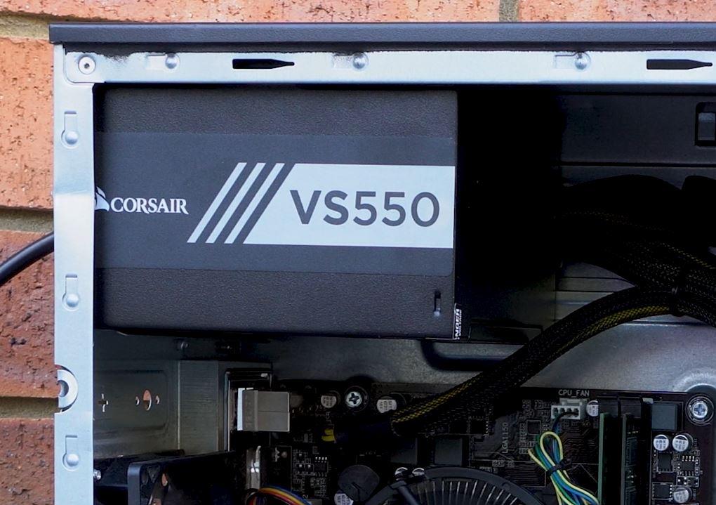 Corsair VS550 Power Supply (PSU)