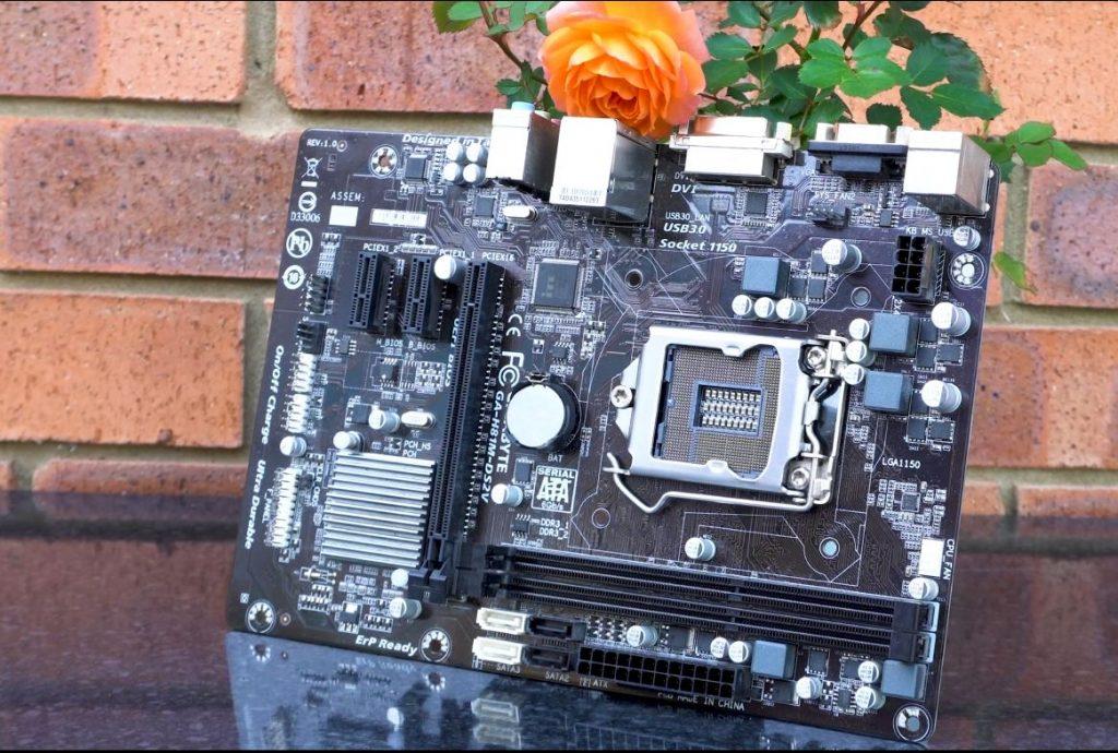 Gigabyte H81 Motherboard