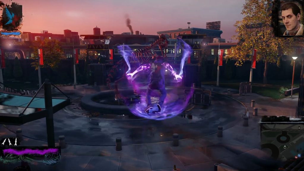 Infamous second son less than 10 on PS4