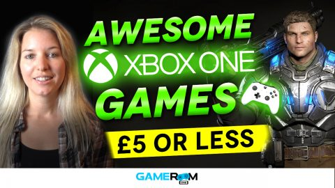 xbox games for £5 or less