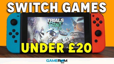 Nintendo Switch games under £20